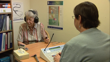 Sensory Loss: Hearing - UK
